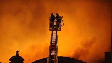 Photo of مصرع 10 أشخاص في حريق بالتشيك