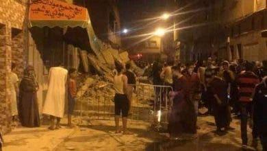 Photo of انهيار منزل باسباتة .. السلطات أبلغت قاطنيه بإخلائه قبل الانهيار