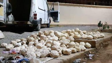 Photo of بركان .. حجز ازيد من 100 كلغ من مخدر الشيرا بجماعة بوغريبة