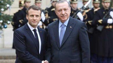 "Photo of أردوغان مهاجما ماكرون : ""طامع غير مؤهل"""