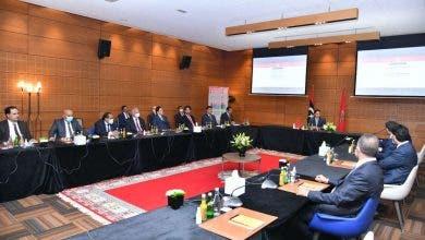 Photo of وفدا المجلس الأعلى للدولة وبرلمان طبرق يُثمنان سعي المغرب لإيجاد حل للأزمة الليبية