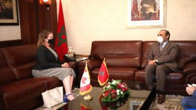 Photo of سفيرة كندا تشيد بتضامن المملكة مع البلدان الإفريقية لمواجهة كورونا