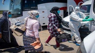 Photo of أيت الطالب..المغرب سجل 1121 بؤرة نشطة إلى غاية 16 شتنبر الجاري