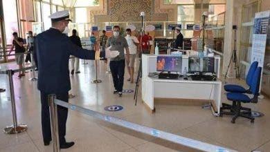Photo of أكادير : مطار المسيرة الدولي ينافس أكبر المطارات العالمية بخصوص البرتوكول الصحي