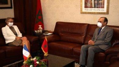 Photo of سفيرة فرنسا بالرباط تؤكد حرص بلادها على تعزيز علاقات الصداقة والتعاون مع المغرب