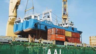 """Photo of أكادير : وصول شحنة من """"سفن الصيد"""" صينية الصنع الى الميناء التجاري"""