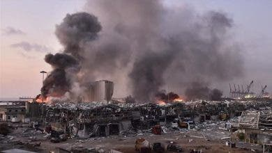 Photo of الجيش اللبناني: لا يزال هناك 9 مفقودين جراء انفجار بيروت
