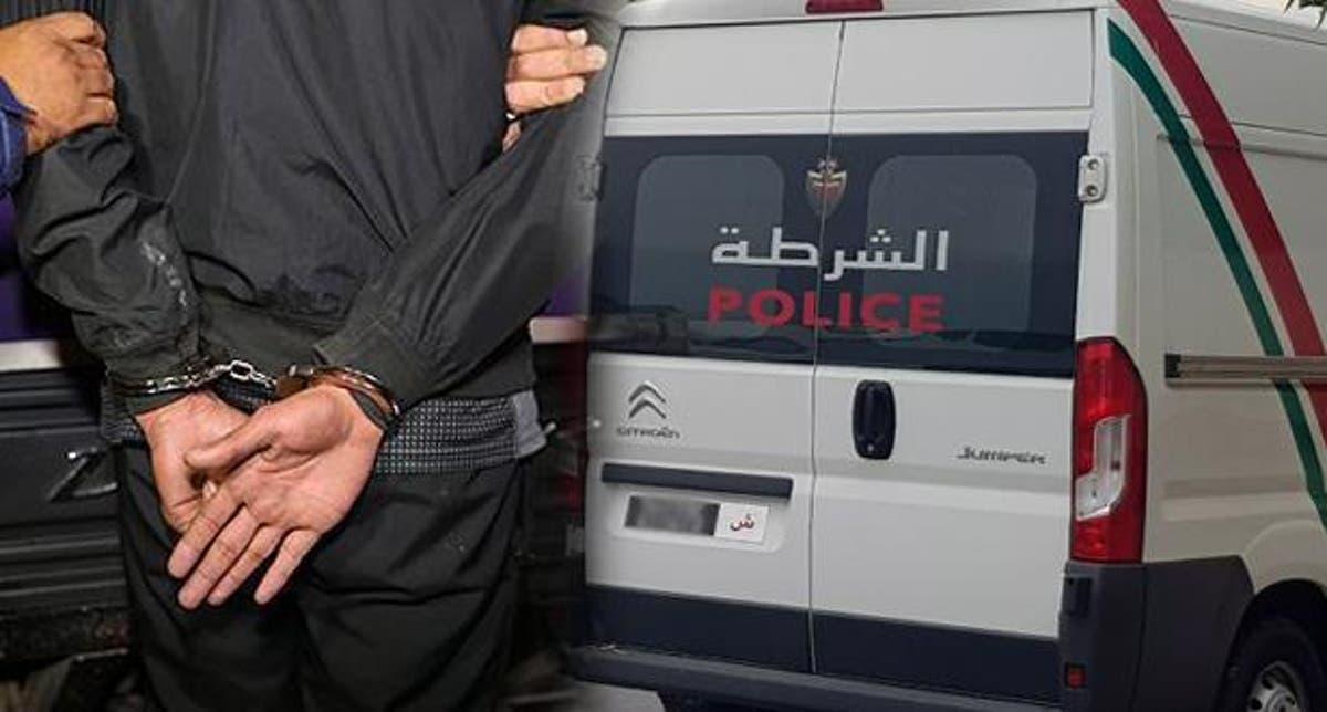 الدار البيضاء: تورط شرطي  واثنين من أبنائه في قضية بيع مفرقعات